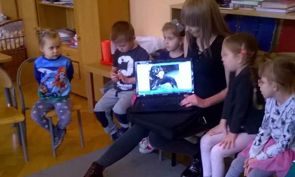 Wizyta Wolontariuszki ze schroniska w Orzechowcach