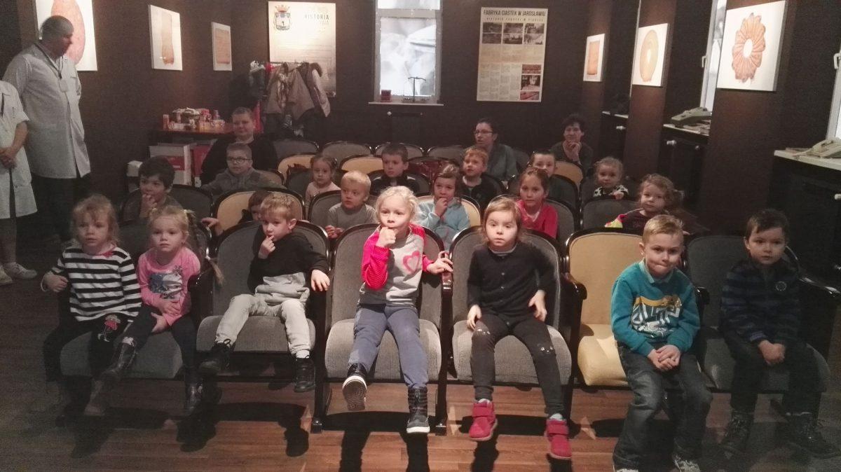 Wycieczka do Małej Akademii Słodkości Mondelez w Jarosławiu