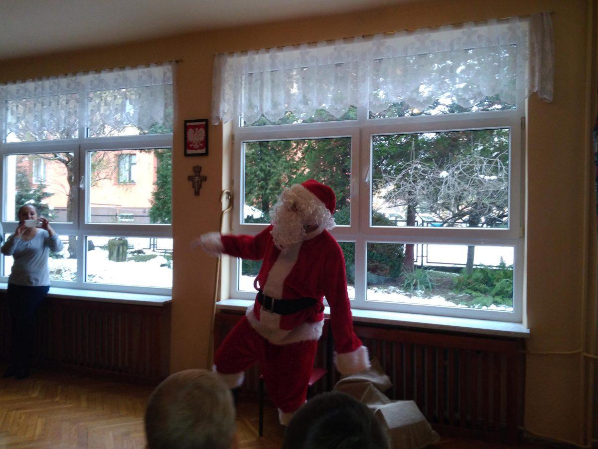 Witaj Święty Mikołaju!