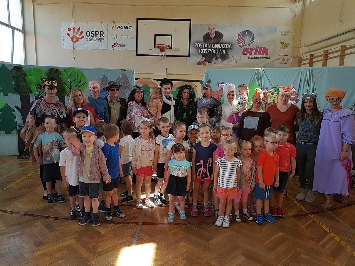 Wizyta w Szkole Podstawowej nr 10 w Jarosławiu