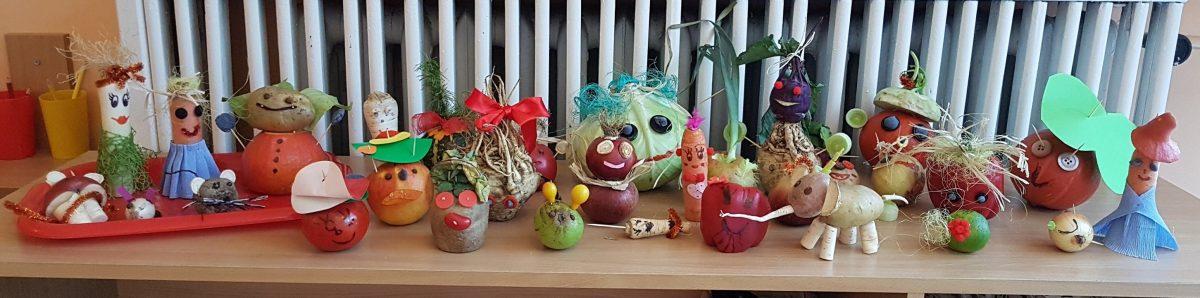 """""""Kukiełki warzywno-owocowe"""" – zajęcia z mamusią Mai"""