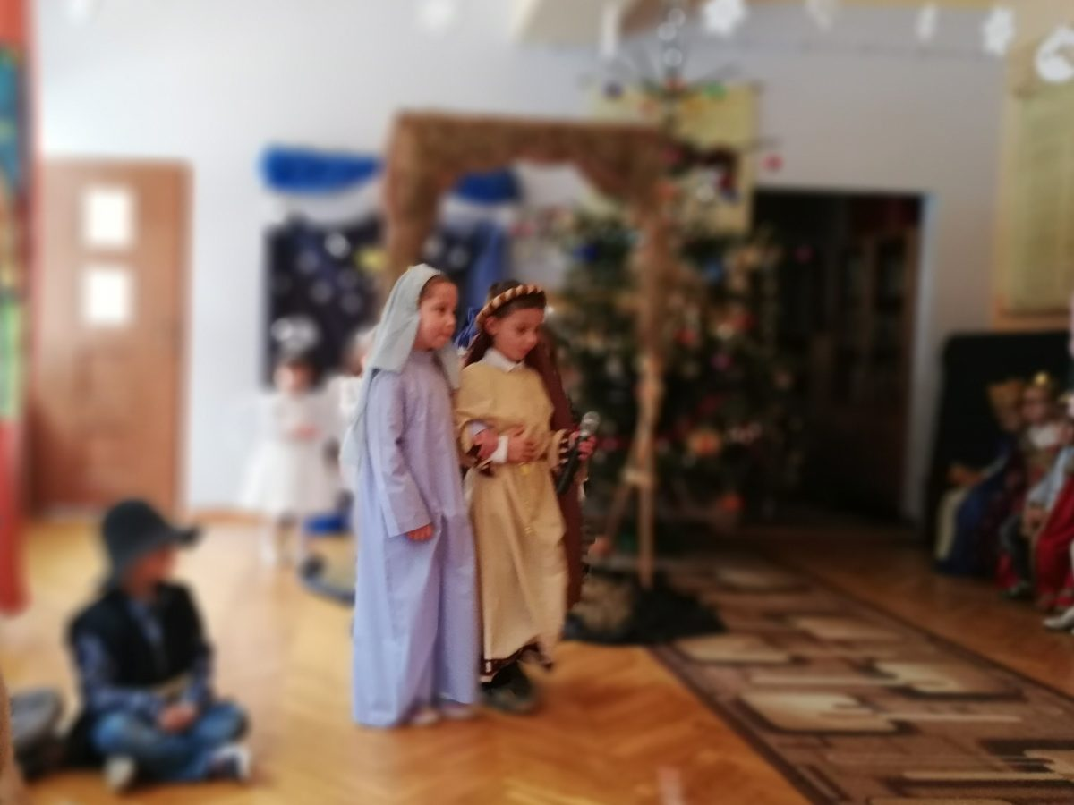 Uroczysta Wigilia w Przedszkolu – 19.12.2018 r.
