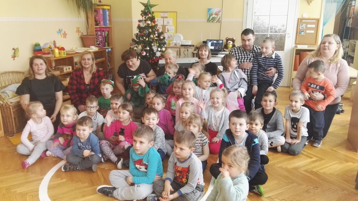 Występ dzieci z OREW w Jarosławiu