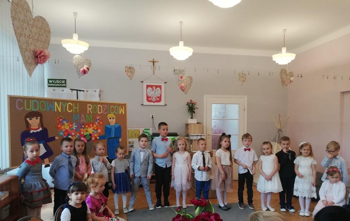 Święto Rodziny w grupie Czerwonej