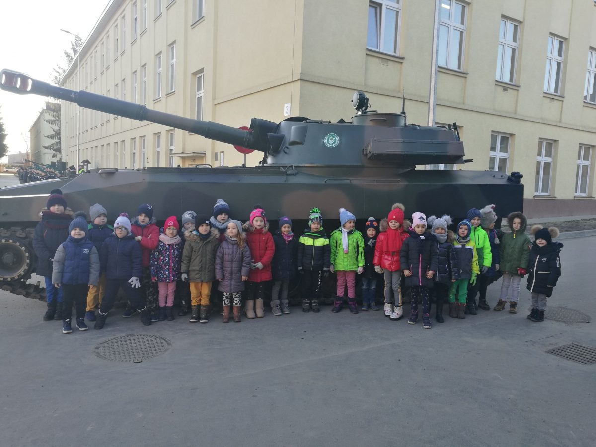 Wizyta w Jednostce Wojskowej w Jarosławiu