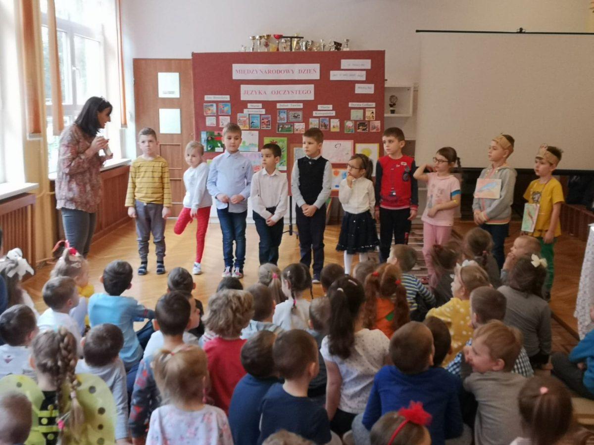 Dzień Języka Ojczystego w przedszkolu.