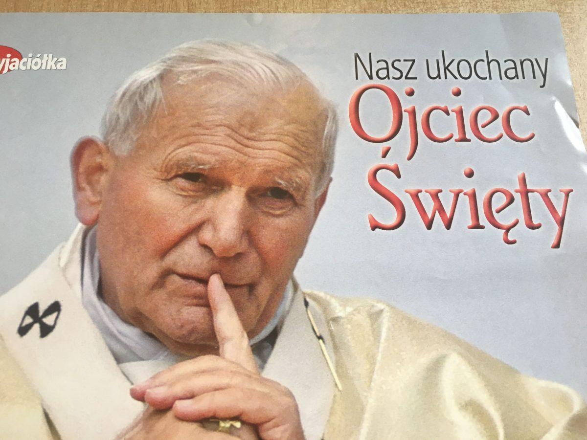 Poznajemy Świętego Jana Pawła II